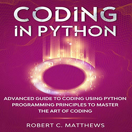 Coding in Python cover art