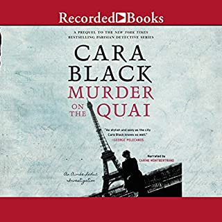 Murder on the Quai cover art