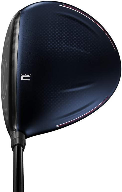 Cobra Golf 2021 Radspeed Driver Matte Peacoat-Red (Mens Right Hand, Project X Hzrdrus Rdx Blue, Stiff Flex, 10.5)