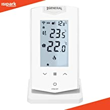 GENERAL HT500 SET (Beyaz) Akıllı Oda Termostatı