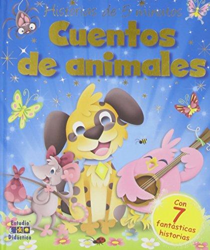 Cuentos De Animales. Historias De 5 Minutos