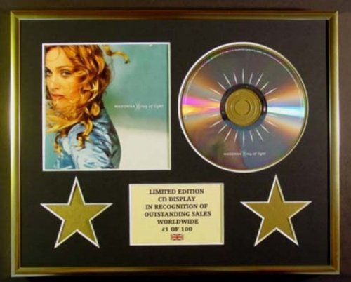 Madonna/CD Display/Limited Edition/RAY of Light