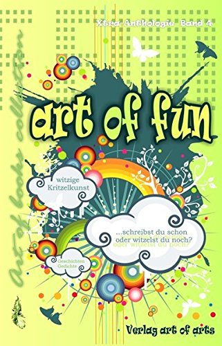 art of fun - Witzige Kritzelkunst: Xtra-Anthologie - Band 4 der art of books collection