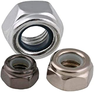 Metric Stainless Steel Finished hex Nuts M3 x .5 Qty 250