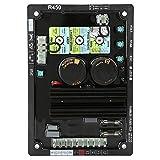 Tablero regulador de voltaje, R450 AVR Regulador automático de voltaje Brushless Diesel Generation System Set Accesorio
