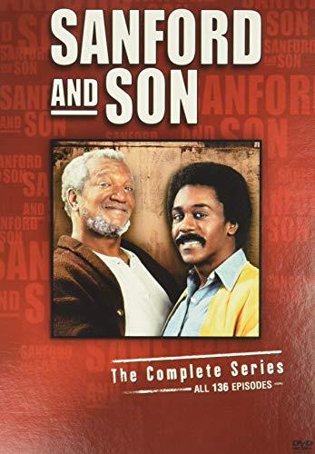 Sanford & Son: Complete Series (17 Dvd) [Edizione: Stati Uniti]