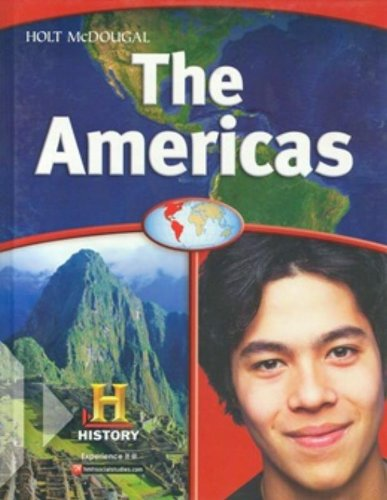 World regions - the americas - SB - Grade 5