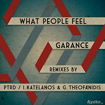 What People Feel (feat. Ilias Katelanos, George Theofanidis, Ptrd)