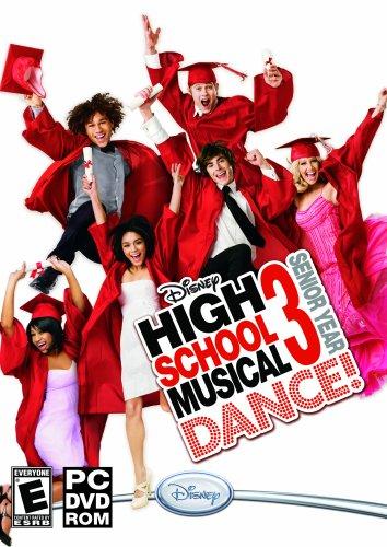 Disney High School Musical 3: Senior Year Dance! (PC)