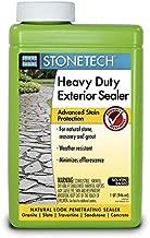 StoneTech Heavy Duty Exterior Sealer for Stone & Masonry, 1-Quart (.946L)