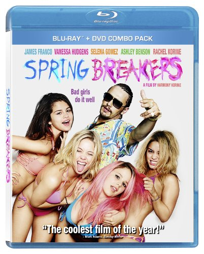Spring Breakers [Blu-ray + DVD]