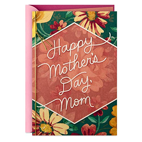 Hallmark Mothers Day Card from Son or Daughter (Everything You Do)