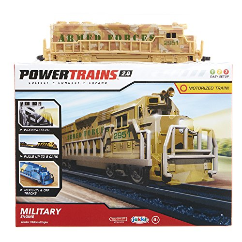 Power Trains Engine Pack #2 - by Jakks Pacific Train Engine