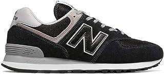 New Balance Ml574egk - Sneaker da Uomo, 0122 EGK Black, 13