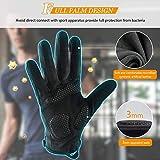 Zoom IMG-2 guanti palestra uomo freetoo professionale