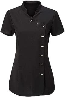 Rimi Hanger Ladies Beauty Spa Hairdressing Salon Tunic Top Womens Massage Therapist Uniform US 4-20