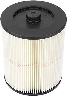 Filtre de cartouche rouge + blanche, avec filtre à vide de qualité au charbon actif de la lumière anti-bleue