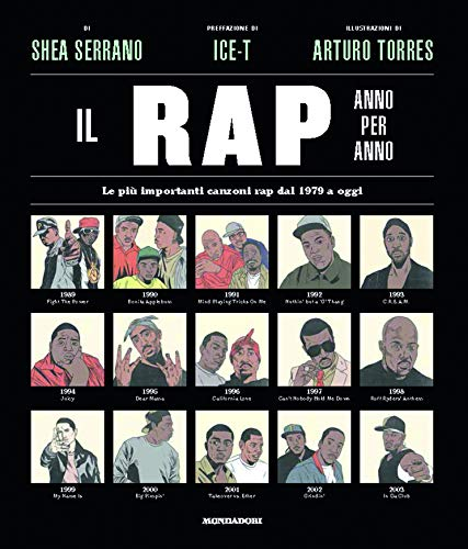 Il rap anno per anno. Canzoni dal 1970 a oggi