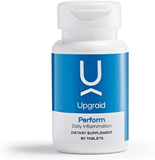 UPGRAID Proactive Recovery Supplements for a Return to Healthy Inflammation, Ache Relief, Stress Relief, Sl...
