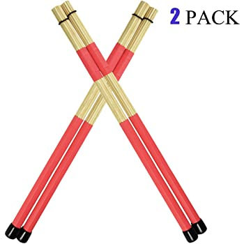 Drum Sticks Brush Hot Rods Drumsticks Musikinstrument