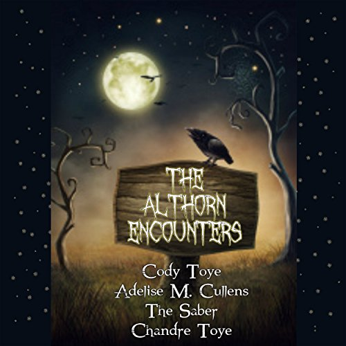 The Althorn Encounters audiobook cover art