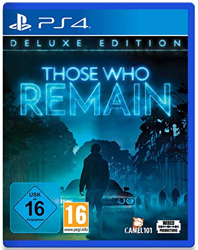 Wired Productions Those Who Remain Deluxe (Playstation 4)