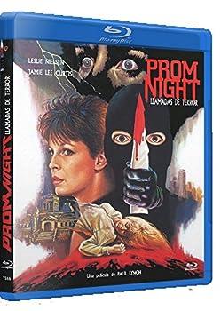 Prom Night Llamadas de Terror 1980 BD [Blu-ray]