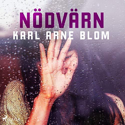 Nödvärn audiobook cover art