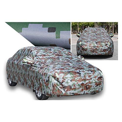 QI-CHE-YI autohoes dikke Oxford doek zonwering regenhoes autohoes stof autohoes