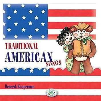 Traditional American Songs (feat. Marco Pasetto, Renato Bonato & Fabio Cobelli)