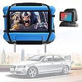 Headrest Tablet Holder for Car, Universal Tablet Car Holder Kids Tablet Car Mount Compatible with...