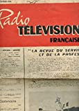 RADIO TELEVISION FRANCAISE + LE REVENDEUR EN DATE DE SEPTEMBRE 1961 (N°9) / NON A LA TEAXE ADDITIONNELLLE RTF - LA TELEVISION A...
