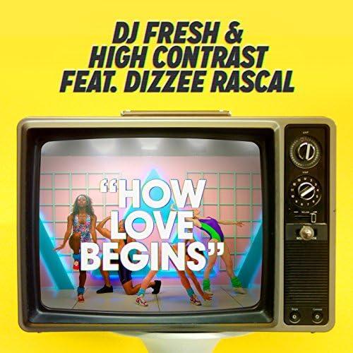 DJ Fresh & High Contrast feat. Dizzee Rascal