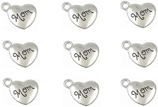 Best mom heart charm Reviews
