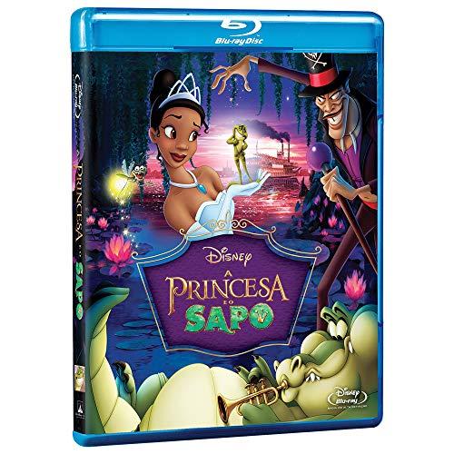 A Princesa E O Sapo [Blu-Ray]