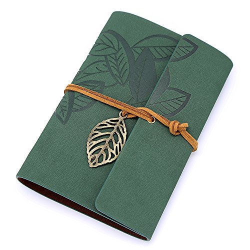 Journals are inventive gift ideas for the letter J