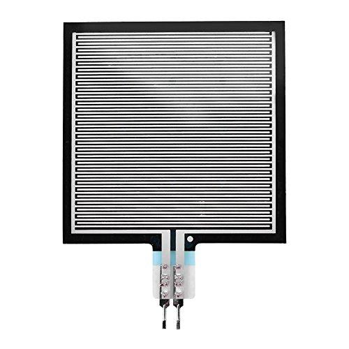 Sensor de fuerza de sensor de presión de película fina RP-S40-ST de alta precisión para asiento inteligente de gama alta, rango de inducción de presión 20g-10kg