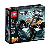 LEGO Technic - Minitodoterreno, Juegos de construcción (42001)