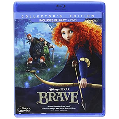 Brave (Three-Disc Collector's Edition: Blu-ray/DVD)