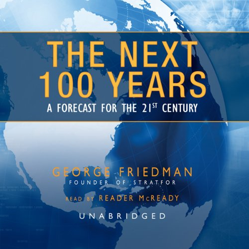 The Next 100 Years audiobook cover art