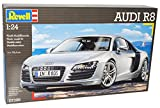 Revell A-U-D-I R8 R 8 Coupe Silber 07398 Bausatz Kit 1/24 Modellauto Modell Auto
