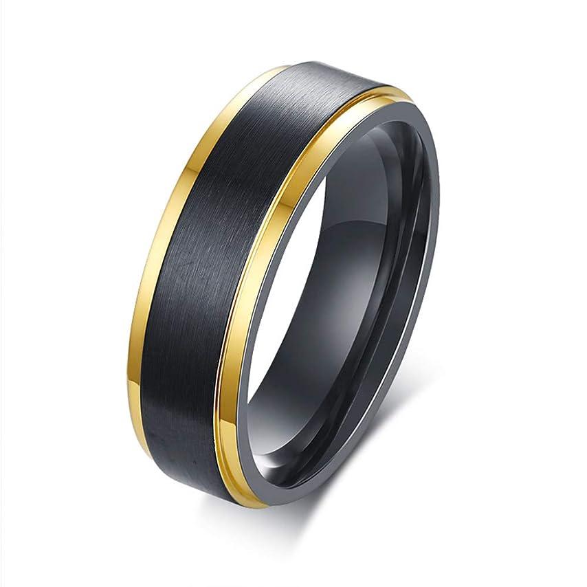 残酷な強い男やもめAIKS ジュエリー 人気 ブランド リング メンズ チタン 指輪 シンプル ファッション おしゃれ