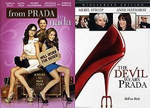 Foot Fashionista Collection - From Prada to Nada & The Devil Wears Prada 2-DVD Bundle