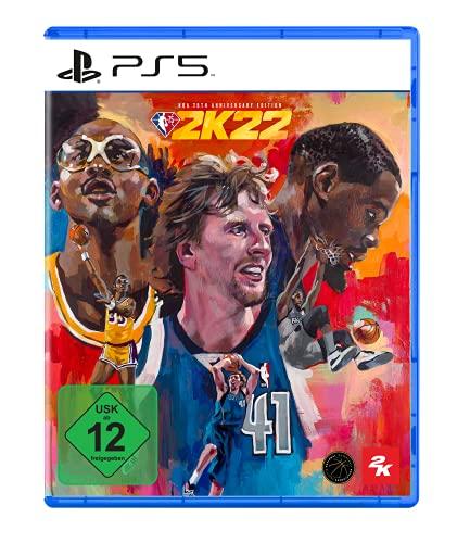 NBA 2K22 75th Anniversary Edition - [Playstation 5]