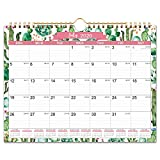 "2020-2021 Calendar - 18 Monthly Wall Calendar, 11"" x 8.5"", Jul. 2020 - Dec. 2021, Twin-Wire Binding, Ruled..."
