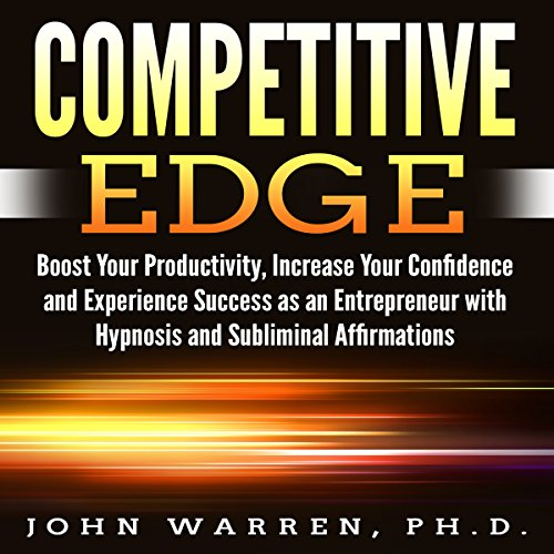Competitive Edge audiobook cover art