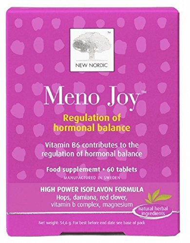 New Nordic Meno Joy 60 Tablets