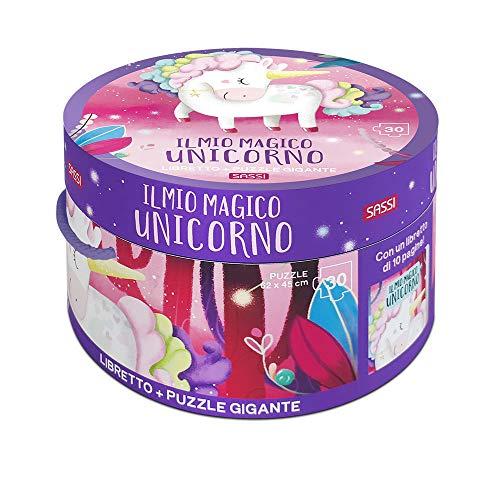 Il mio magico unicorno. Ediz. illustrata. Con puzzle