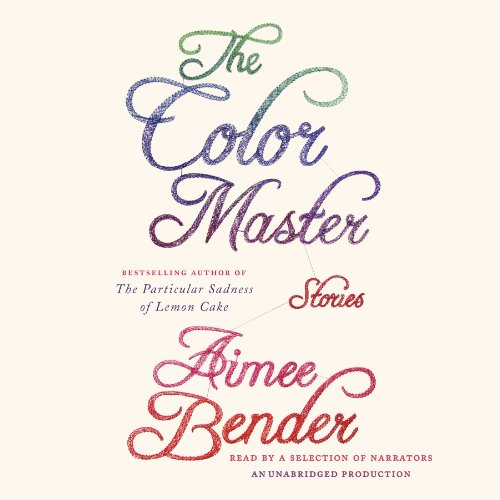 The Color Master audiobook cover art