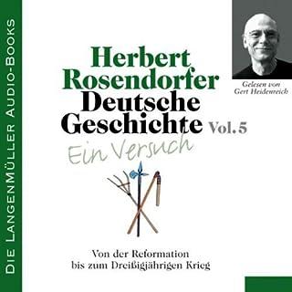Von der Reformation bis zum Dreißigjährigen Krieg audiobook cover art
